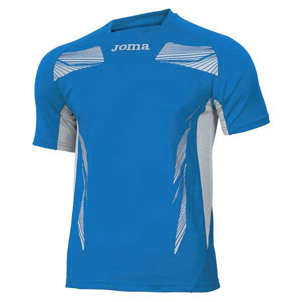 67889fa88 Joma S/S Elite III Junior Blue buy and offers on Traininn