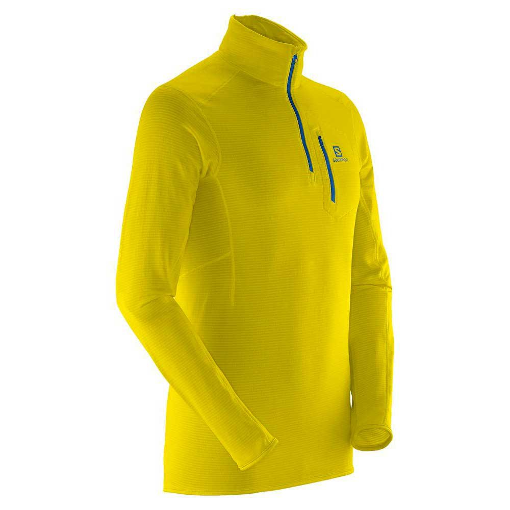 Salomon S Lab X Alp Half Zip Midlayer