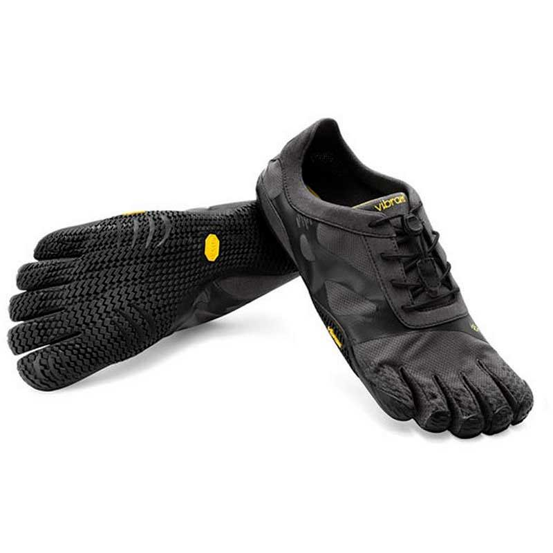 reputable site 56a70 1cd3a Vibram fivefingers KSO EVO Black buy and offers on Traininn