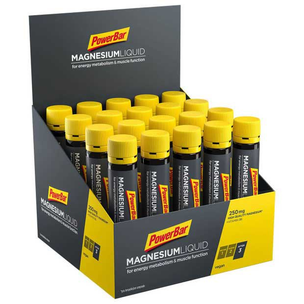 Powerbar MagnesiumLiquid Box 20 Units x 25ml