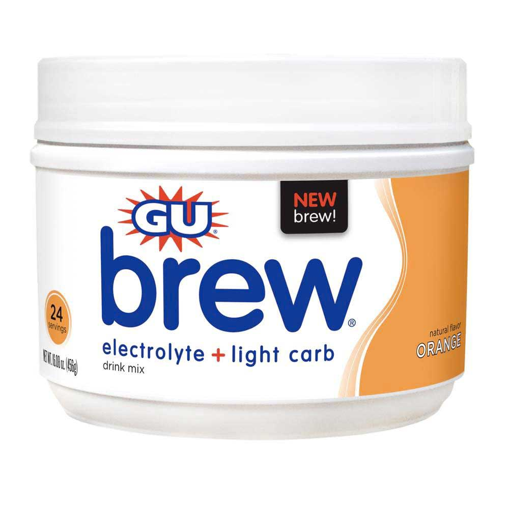 Gu  Brew Drink Mix Orange