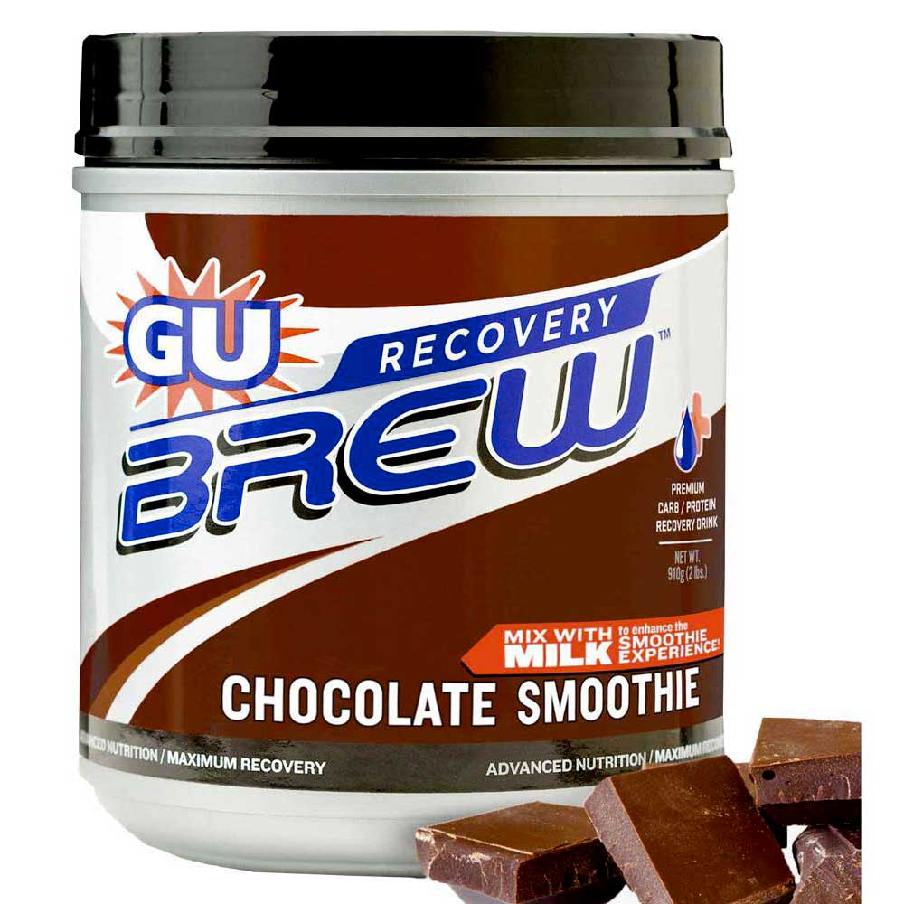 Gu Brew Recovery Can.