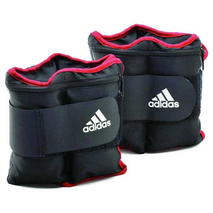adidas Adjustable Ankle Weights 2 x 2 Kg