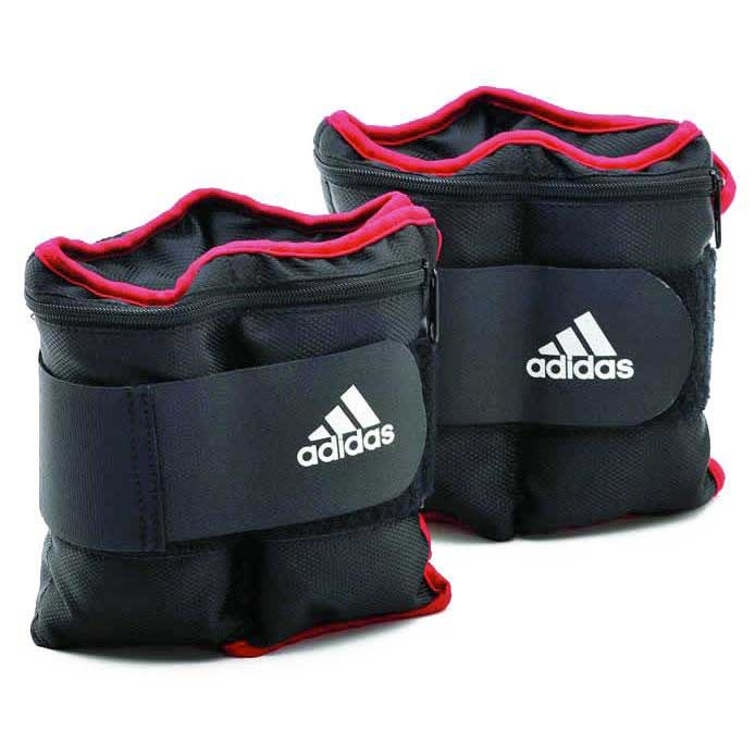 adidas Adjustable Ankle Weights 2 x 1 Kg