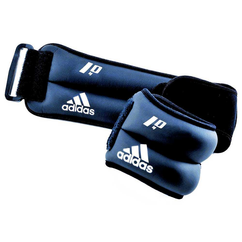 adidas Ankle And Wrist Weights 2 x 1 Kg