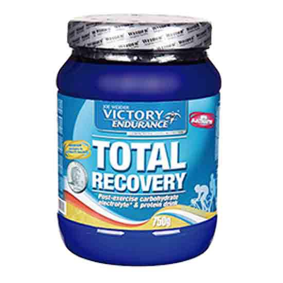 Weider Victory Endurance Total Recovery 750gr Plátano
