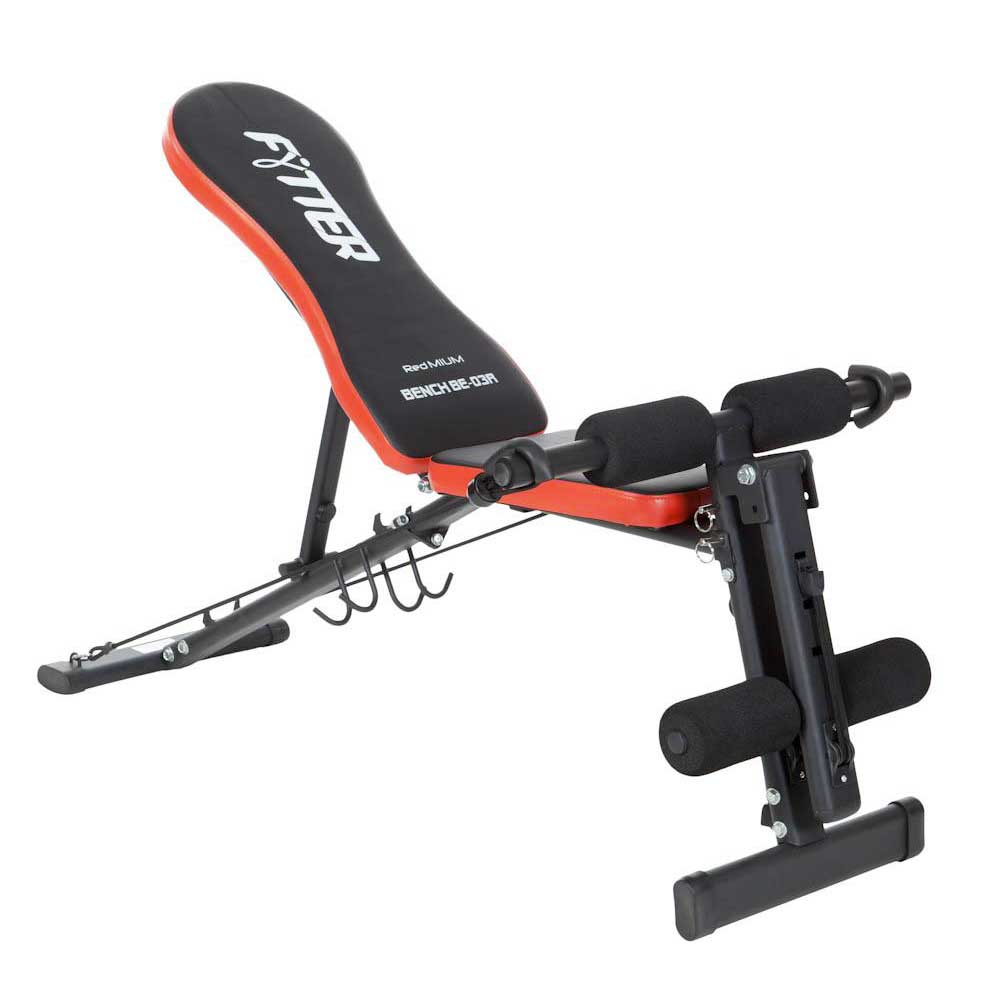 banc de musculation fytter bench be-05r