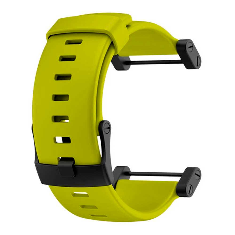Suunto Core Crush Lime Flat Silicone Strap