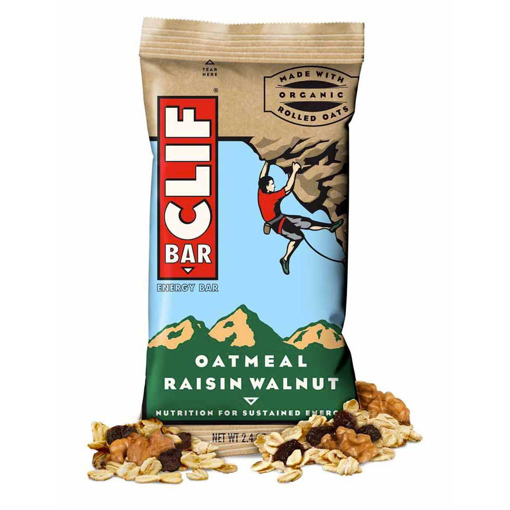 Clif Energy Bar Oats / Raisins / Walnuts Box 12 Units