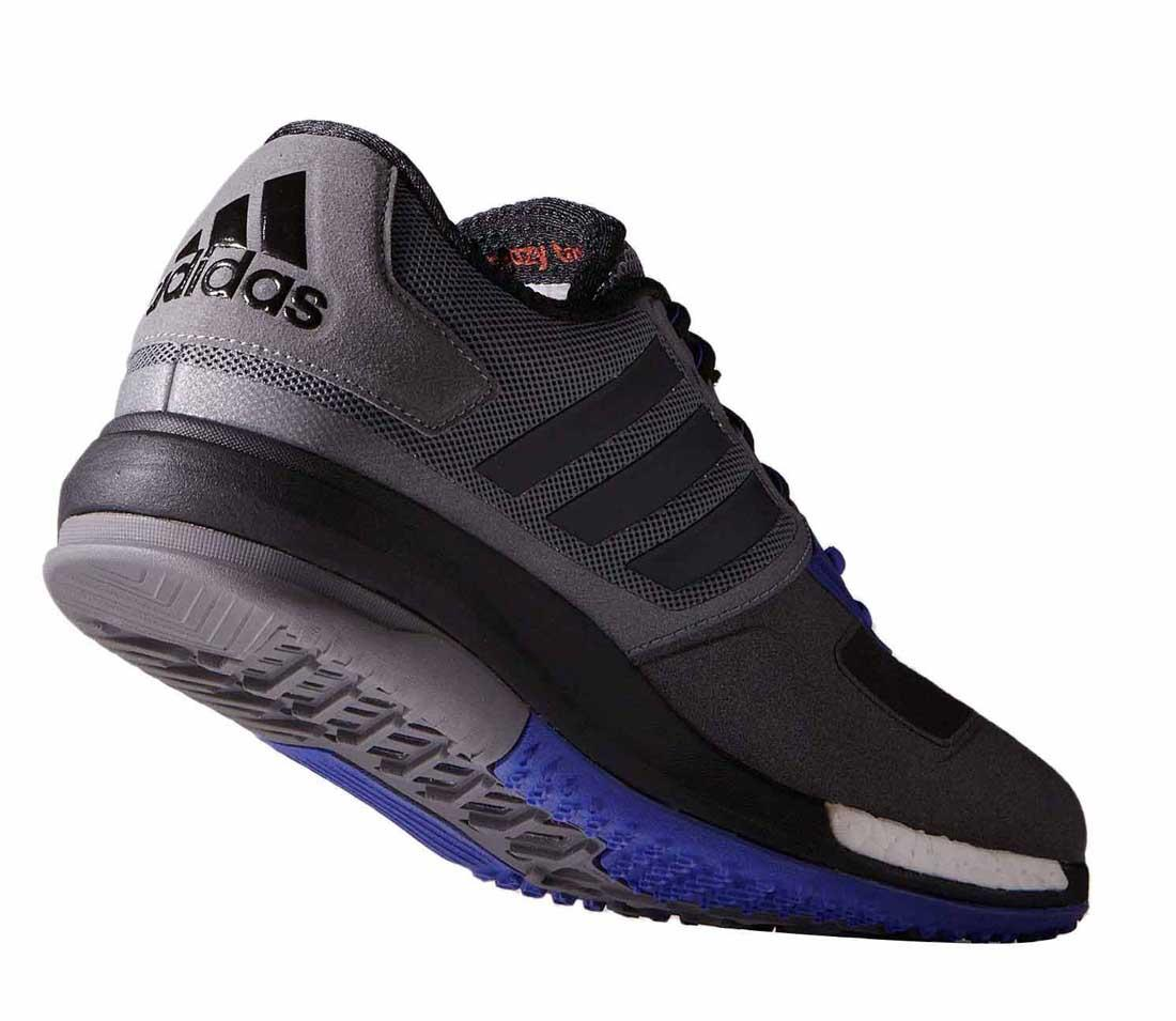 huge selection of fcc90 0d003 ... adidas Crazy Train Boost Iron Met  Core Flash ...