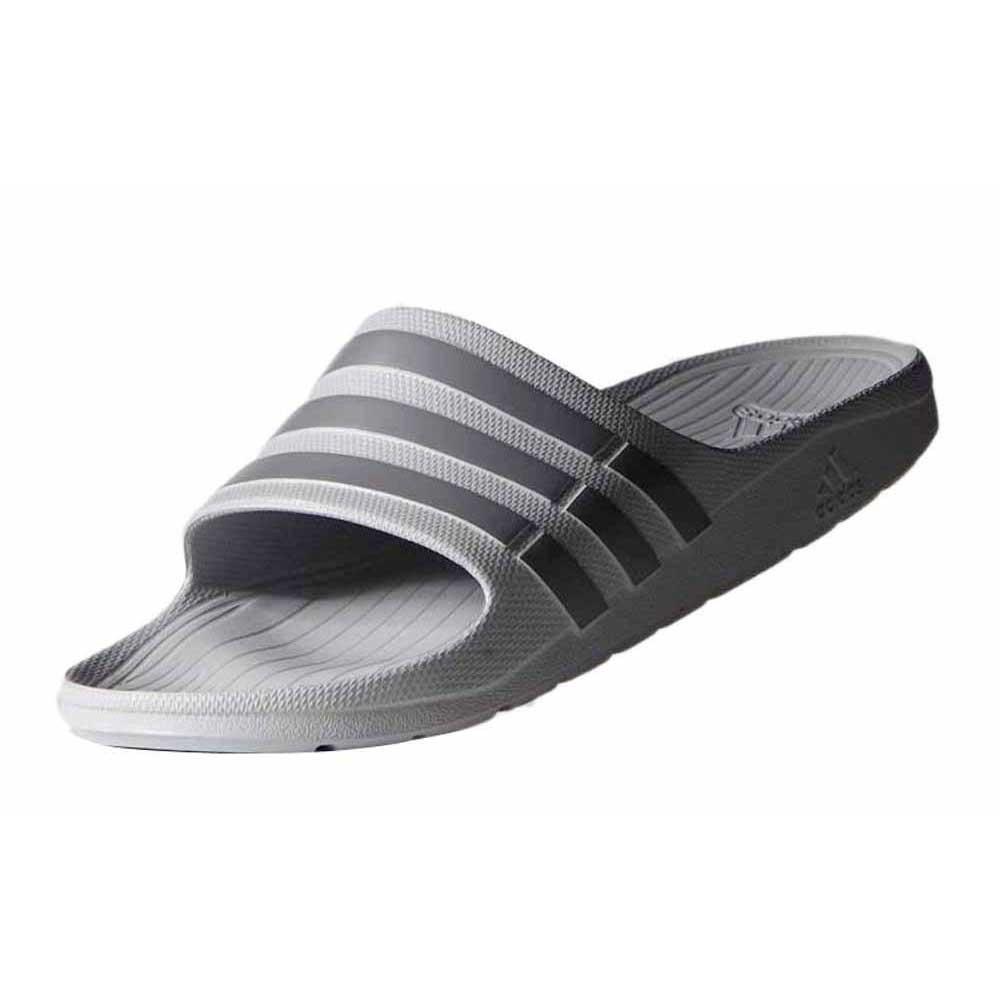 72cdf1a7 adidas Duramo Slide Onix Grey buy and offers on Traininn