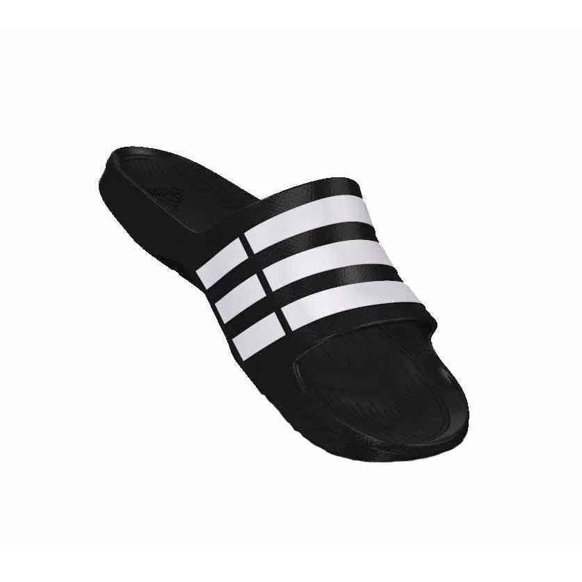 90308fcb26bd adidas Duramo Slide White buy and offers on Traininn
