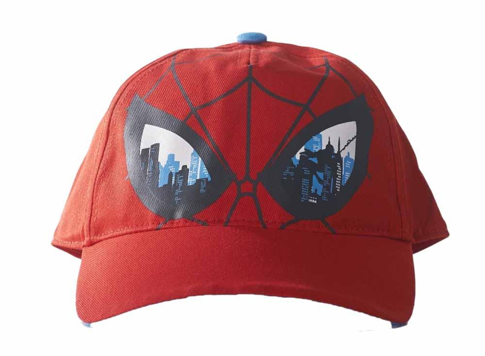 43282795 adidas Marvel Spiderman Cap Red / Lucky Met Kids , Traininn