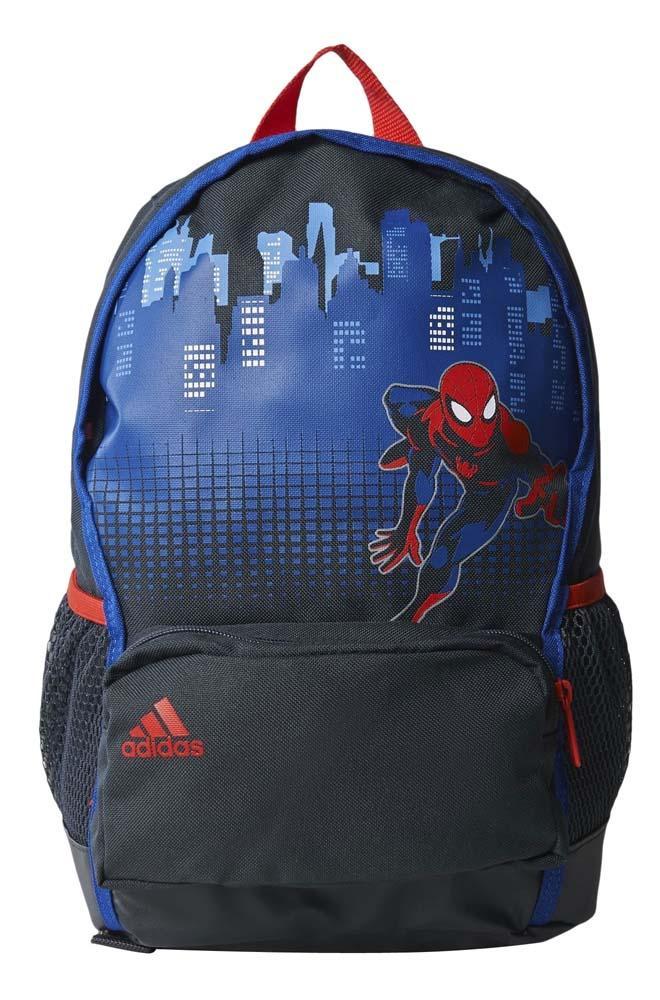adidas Marvel Spiderman Backpack Griosc   Collegiate 476d6fc3efbd0