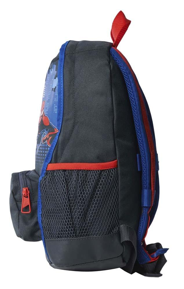... adidas Marvel Spiderman Backpack Griosc   Collegiate ... b1c47f098252b