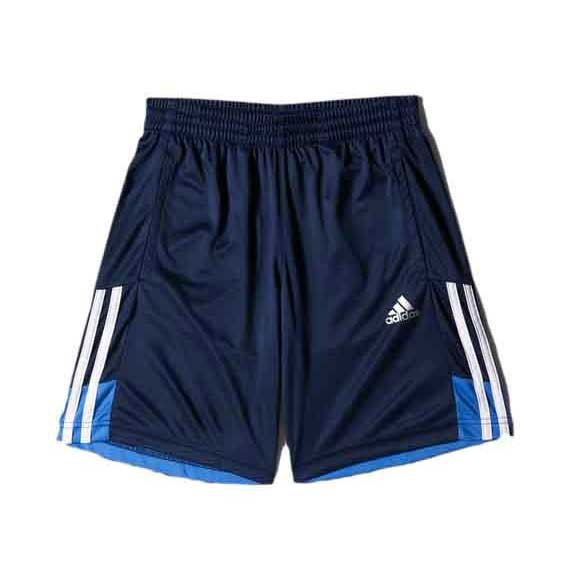 ADIDAS Gear Up Knit Shorts Collegiate Navy / Bright Boy