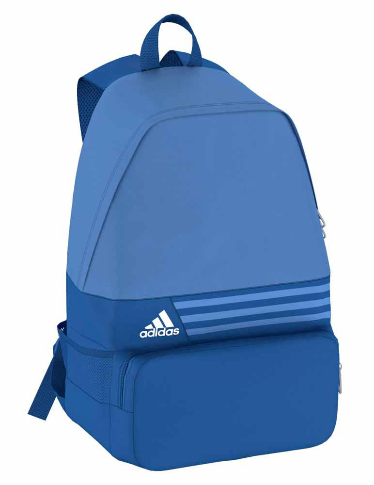 adidas Der 3 Stripe Backpack Bright Royal   Lucky d5fd1d536