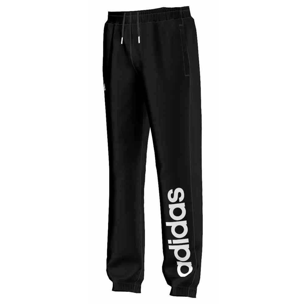adidas Essentials Linear Brushed Pants Boy