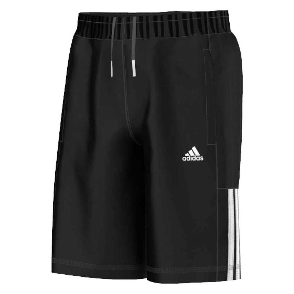 adidas Essentials Mid 3s Knit French Terry Short Boy