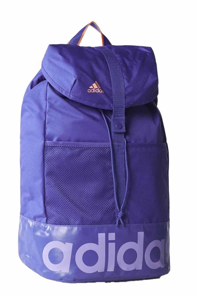 6b5f54a0504c ... adidas Linear Performance Backpack Semi Night Flash   Flash Orange ...