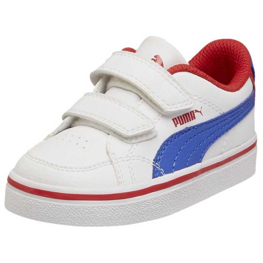 Puma Court Point New Vulc Junior