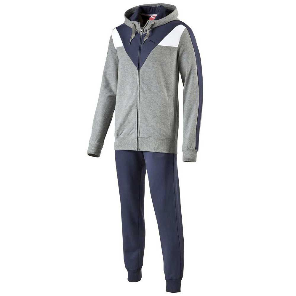 Puma Fun Hooded Sweat Suit