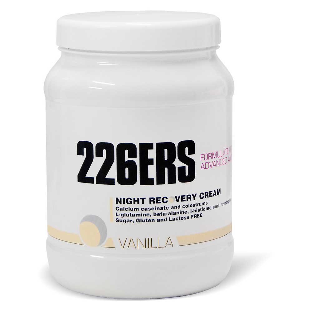226ers Night Recovery Cream Vanilla 500 g