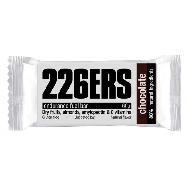 226ers Endurance Fuel Bar Chocolate 60gr