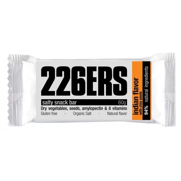 226ers Salty Snack Bar Indian 60 g