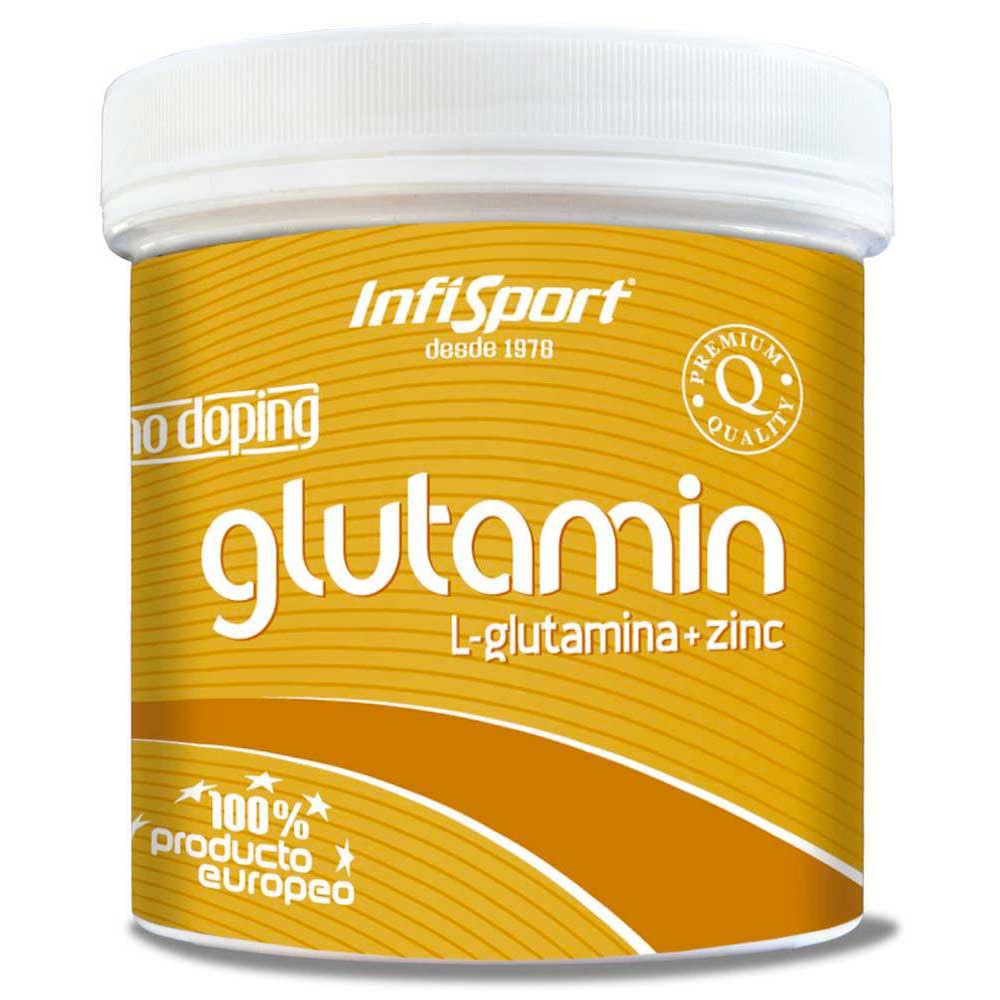 Infisport Glutamin + Zn Powder 300gr