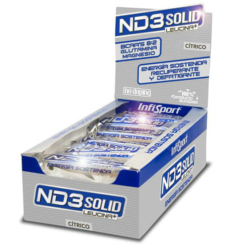 Infisport Nd3 Solid Bar 40 g x 21