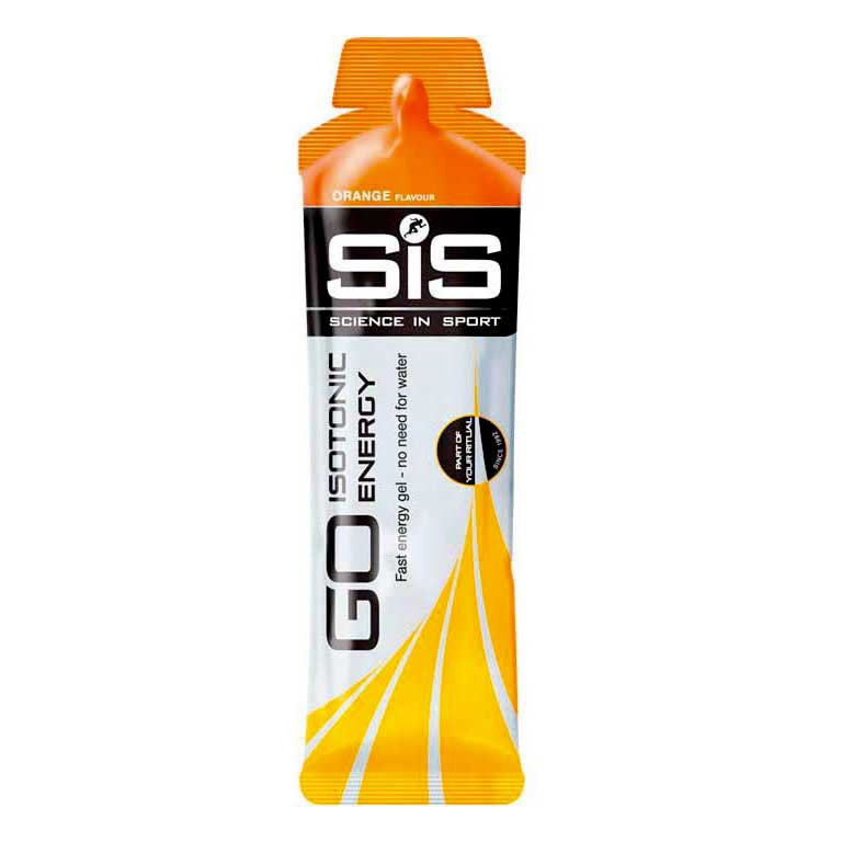 Sis Go Isotonic Energygrels 60ml Box 30 Units