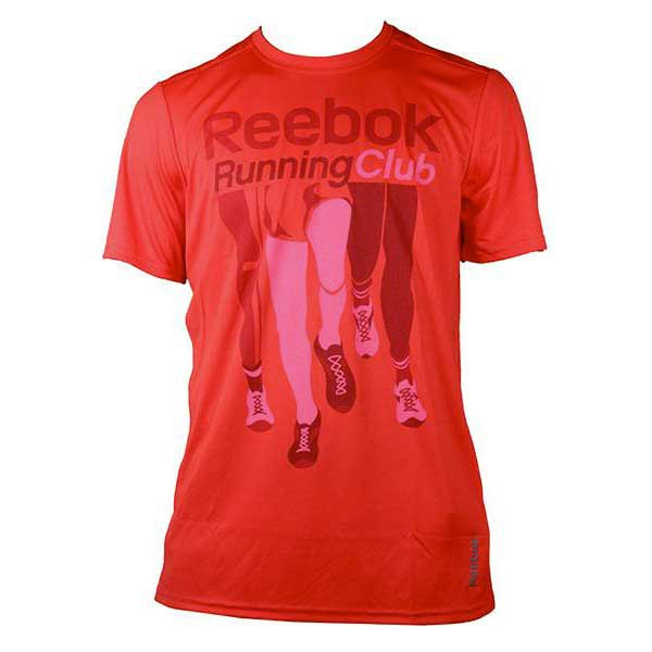 Reebok Re S / S Tee Rc