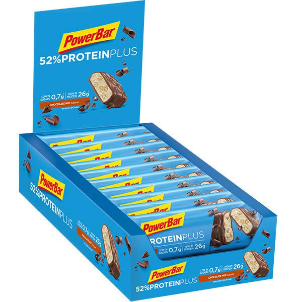 Powerbar Protein Plus 52 50gr x 20 Bars