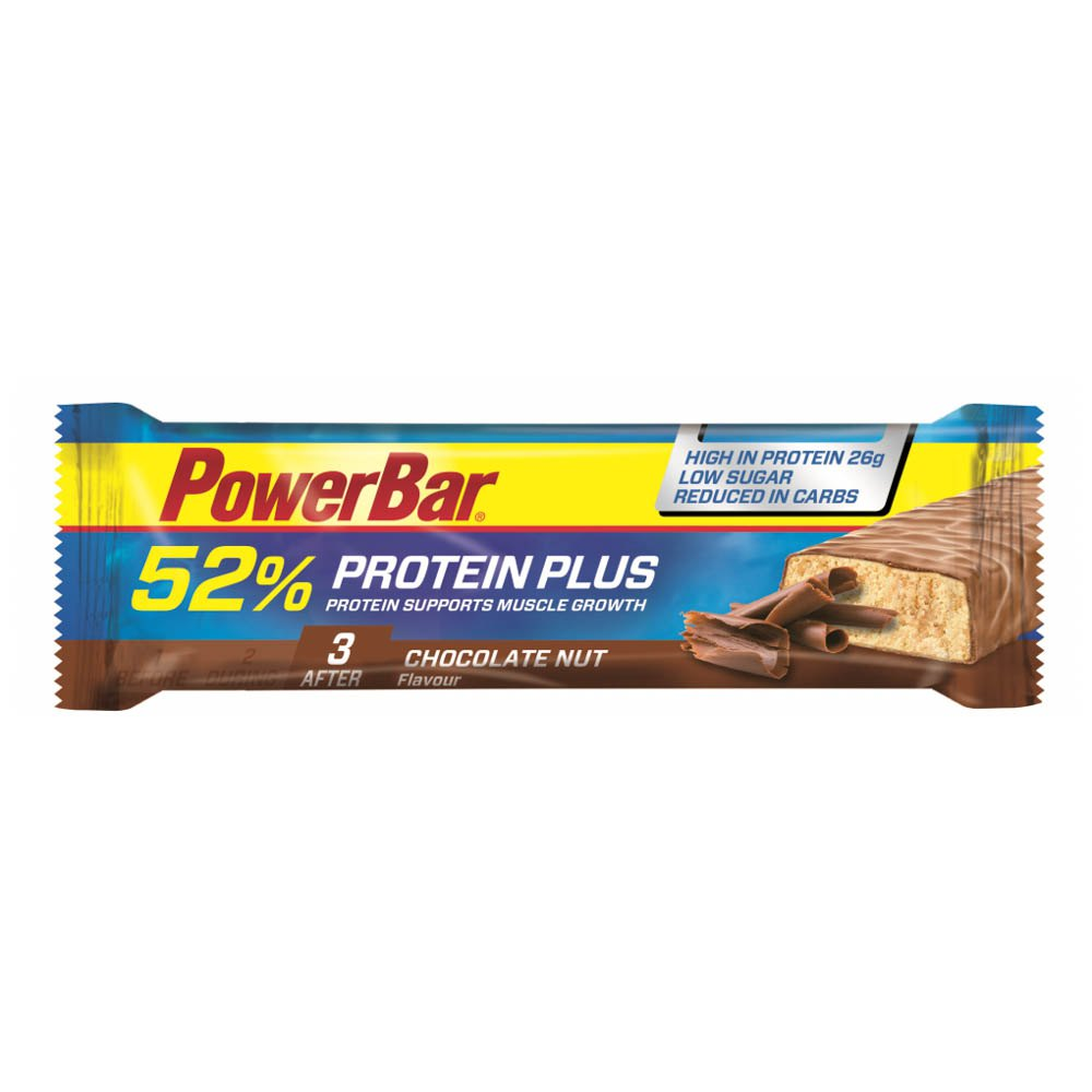 Protein Plus 52 50gr X 20 Bars