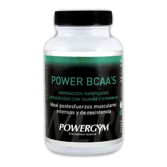 Powergym Power BCAA´S 120 Units