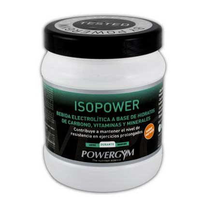 Powergym Isopower 600 g Orange