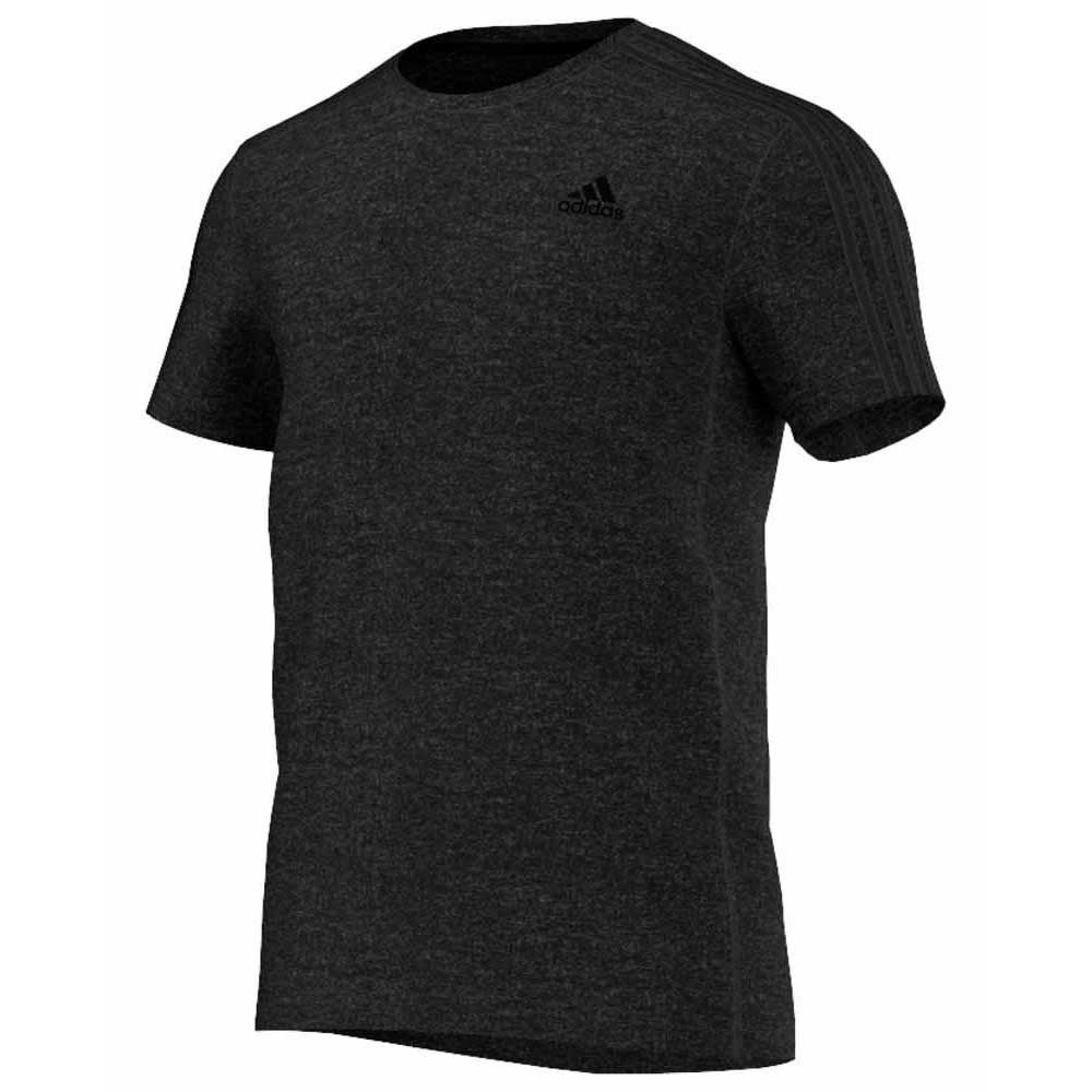 adidas Essential 3 Stripes S/S Tee