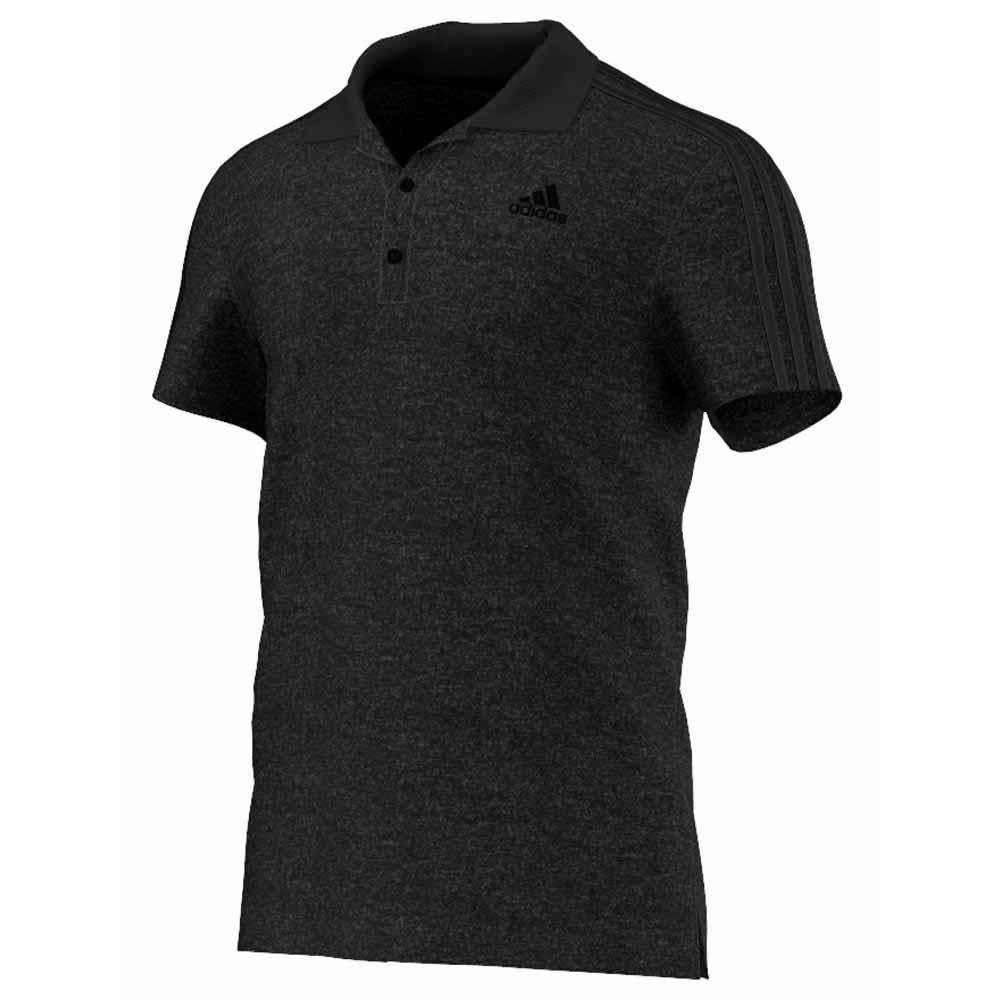 adidas Essential 3 Stripes Polo S/S Tee