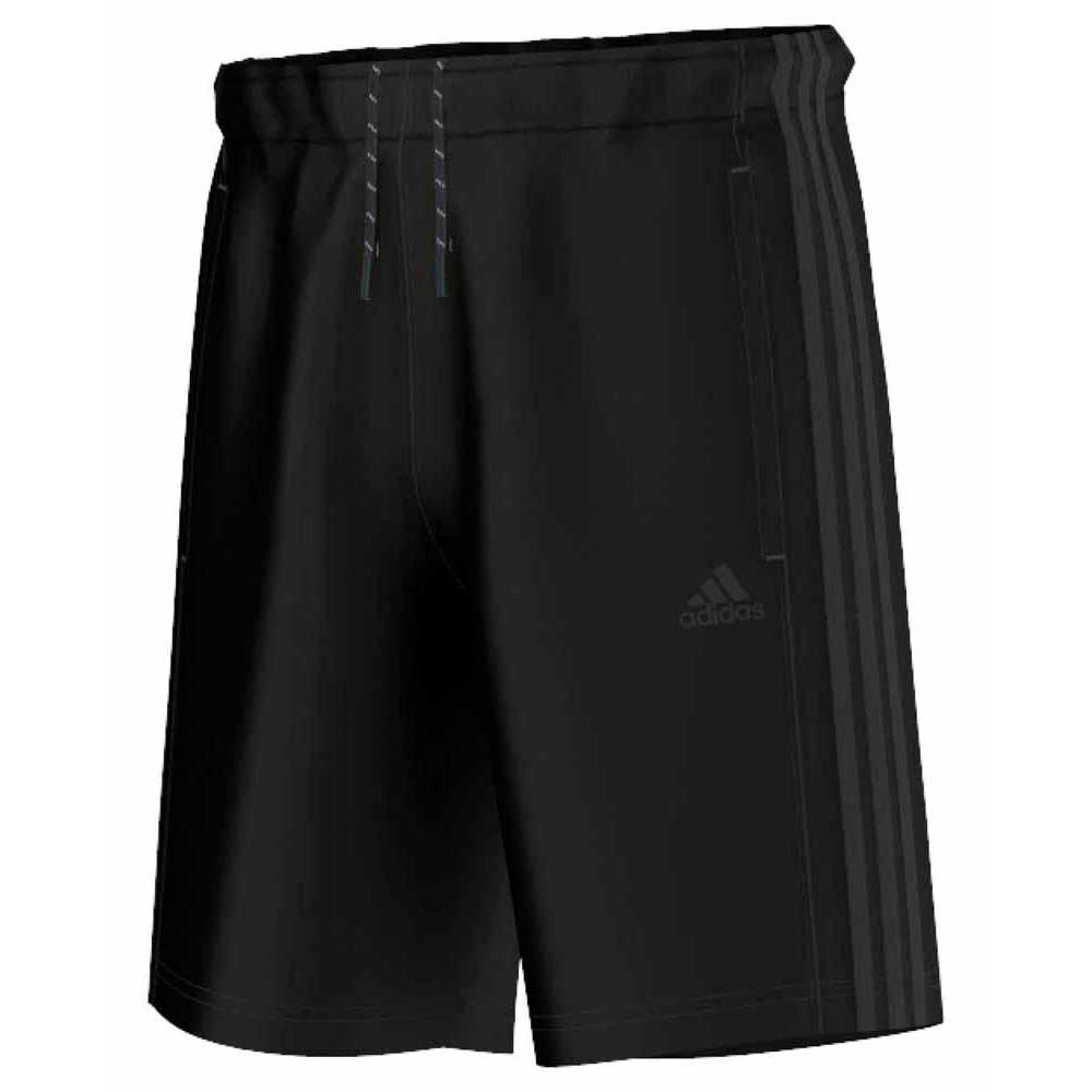 adidas Essential 3 Stripes Woven Shorts