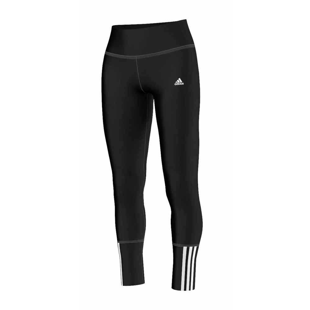 adidas Essential Mid 3 Stripes Tight