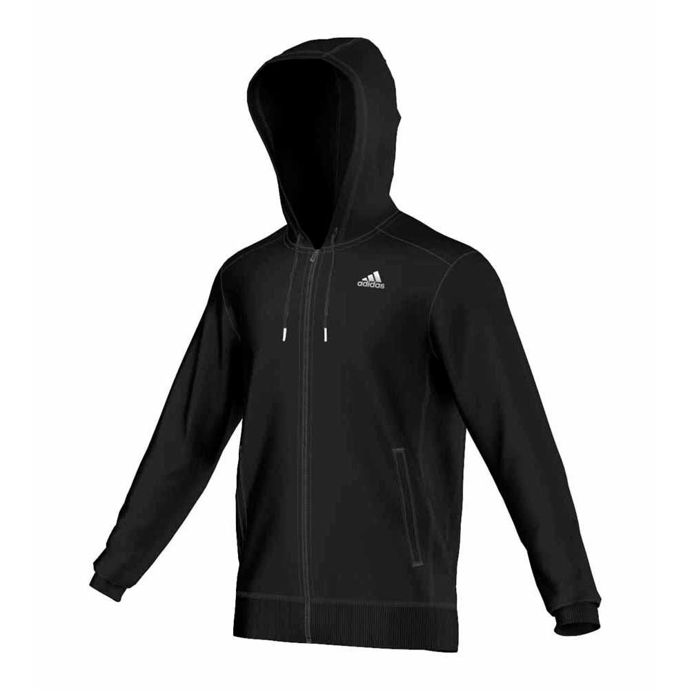 timeless design 9df5a 849cf adidas Essential Full Zip Hoodie buy and offers on Traininn