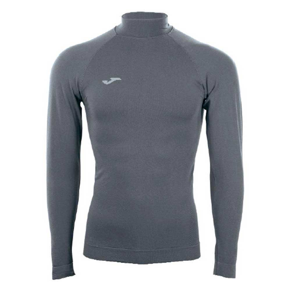 Joma Shirt L/S Seamless Underwear Grey