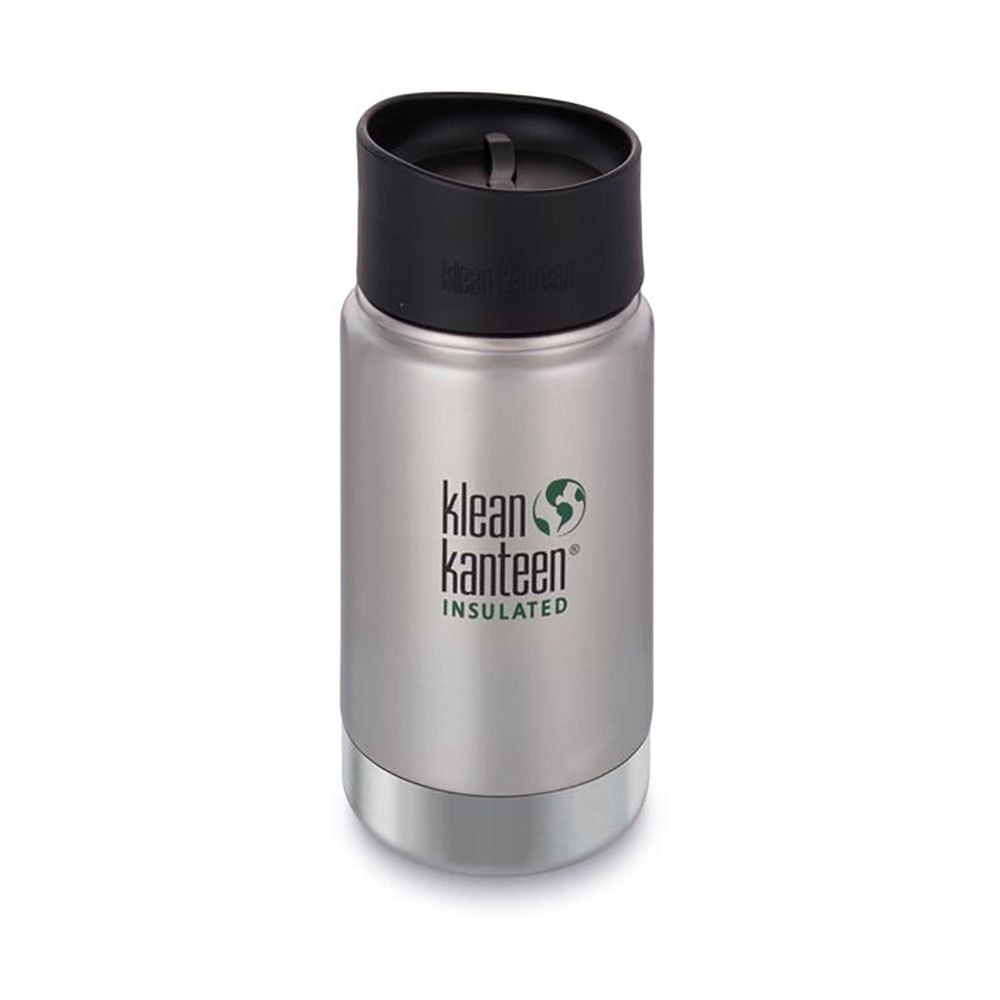Klean kanteen 0.35 L Kanteen Wide Insulated With Stainless Loop Cap