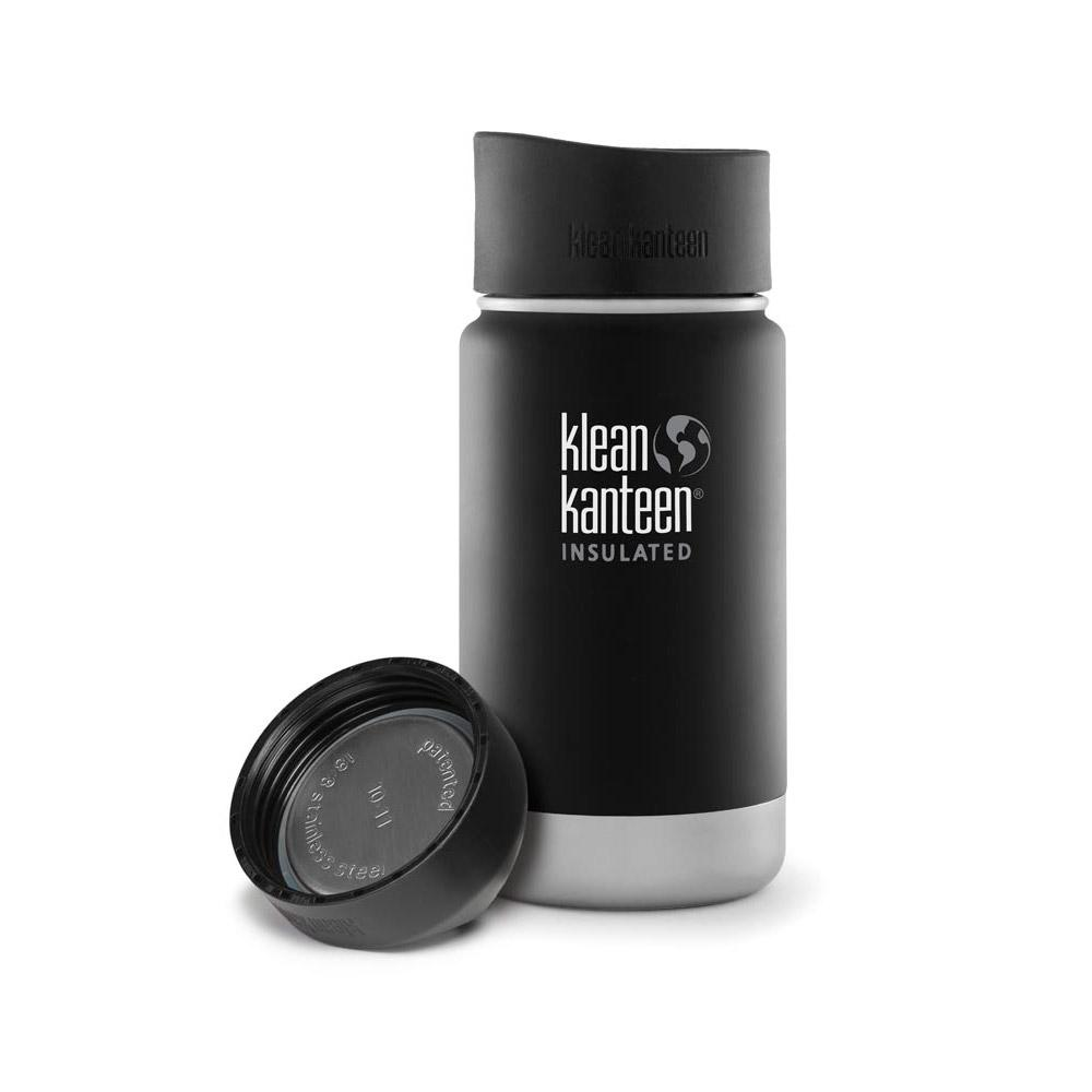 Klean kanteen 0.35 L Wide Vacuum Insulated With Stainless Loop Cap