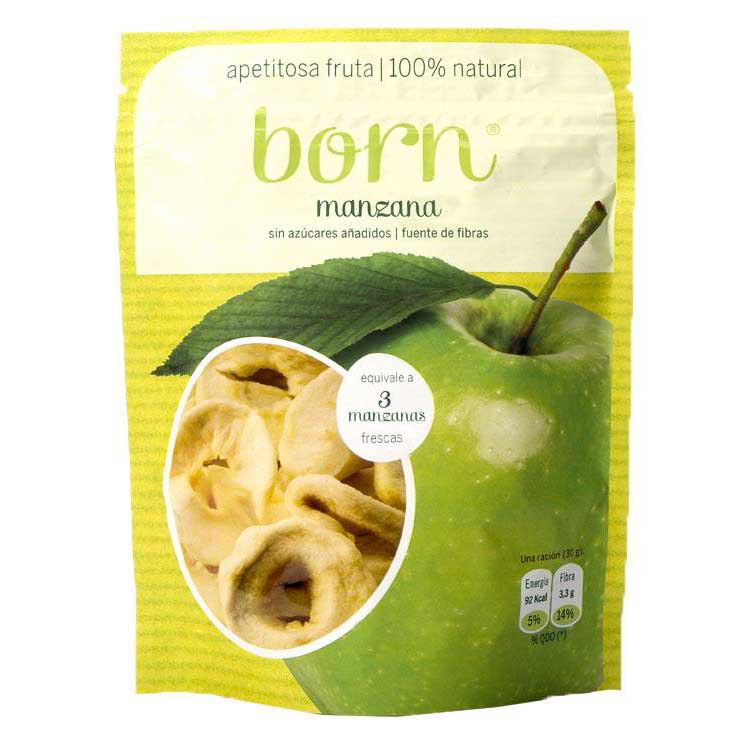 Born fruits Semi Dehydrated Apple