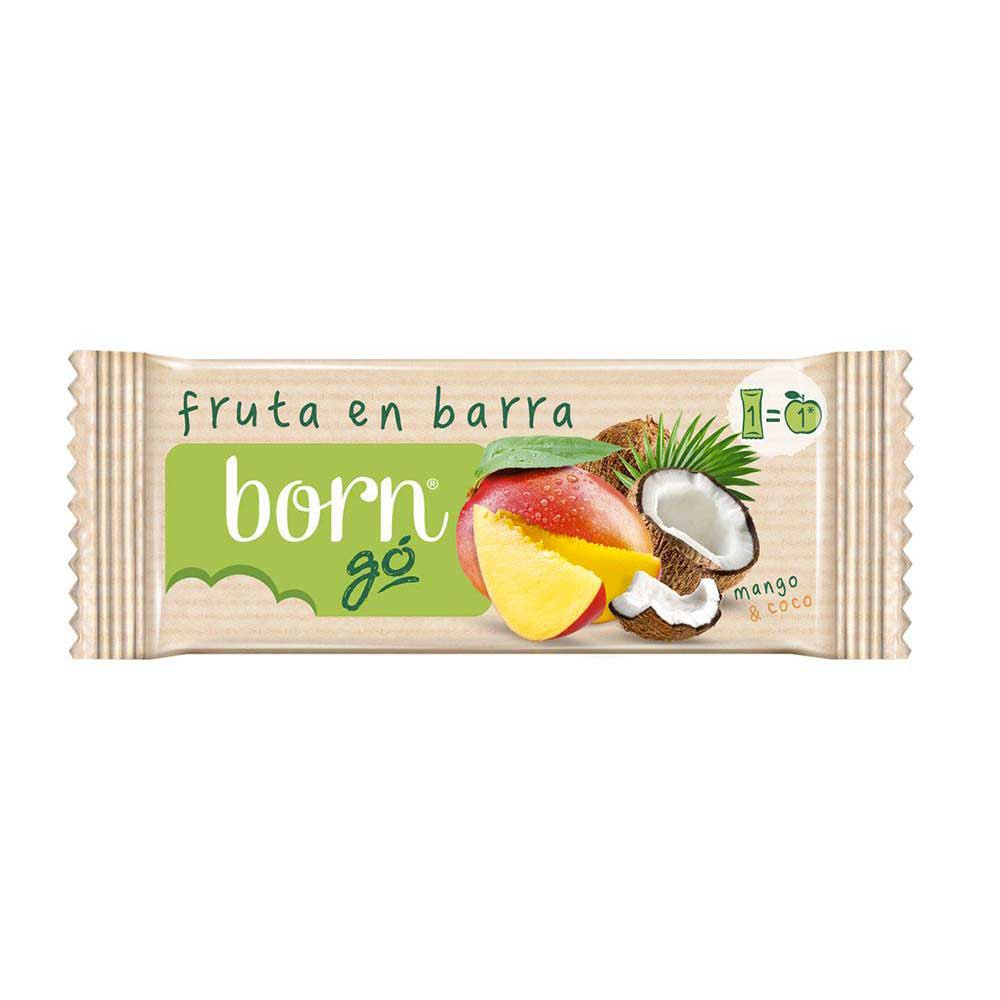 Born fruits Mango + Coconut Bar