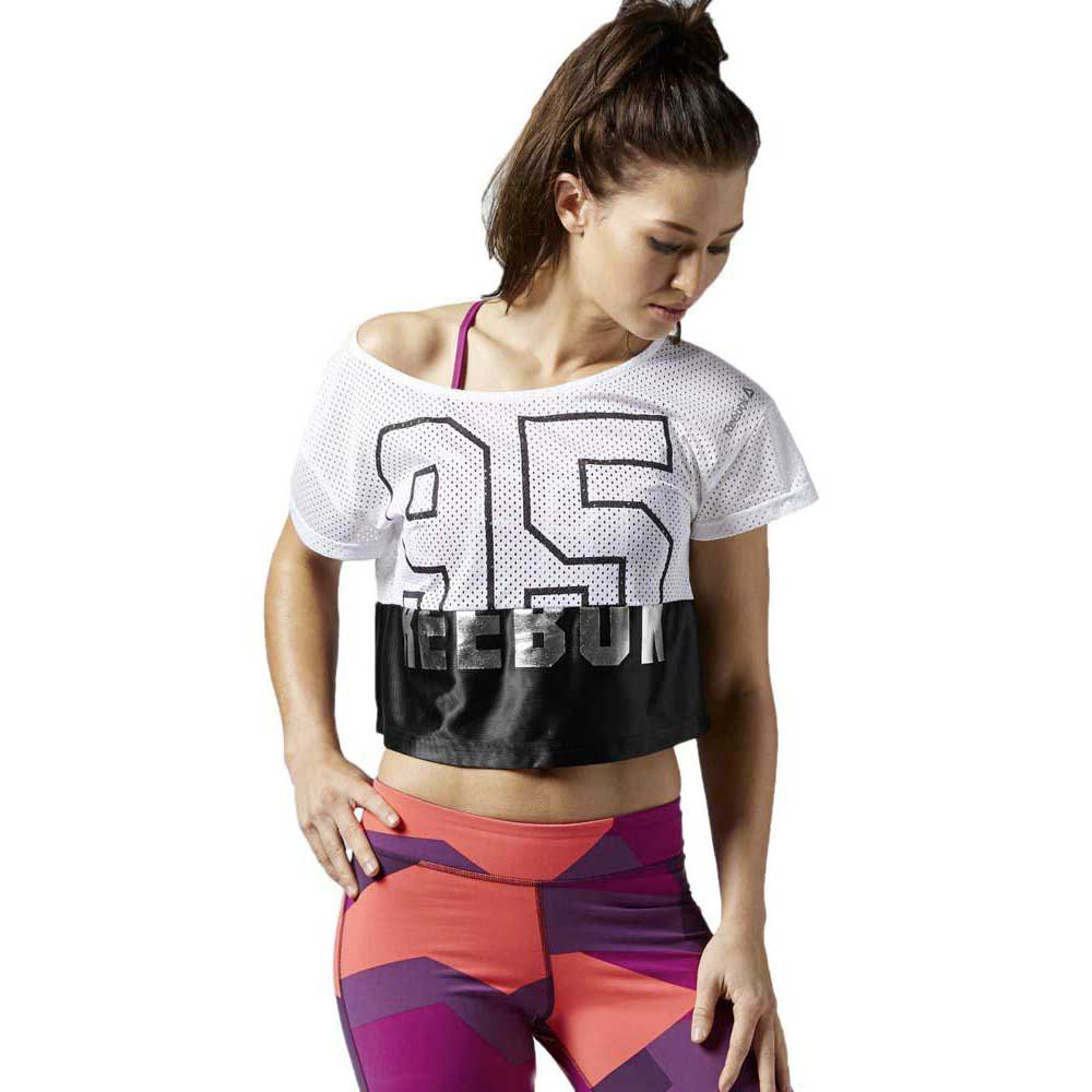 Reebok Dance 95 Crop Tee