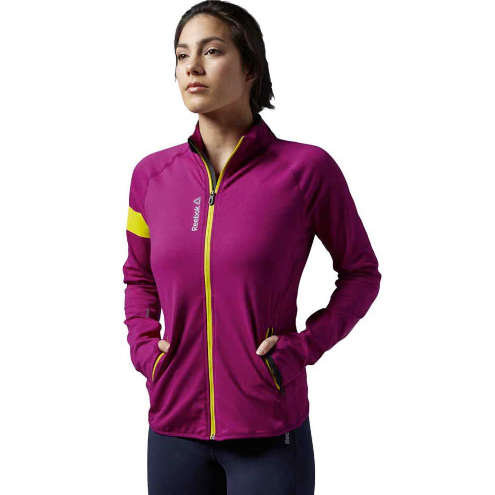 Reebok One Series Advantage Bioknit Track Jacket