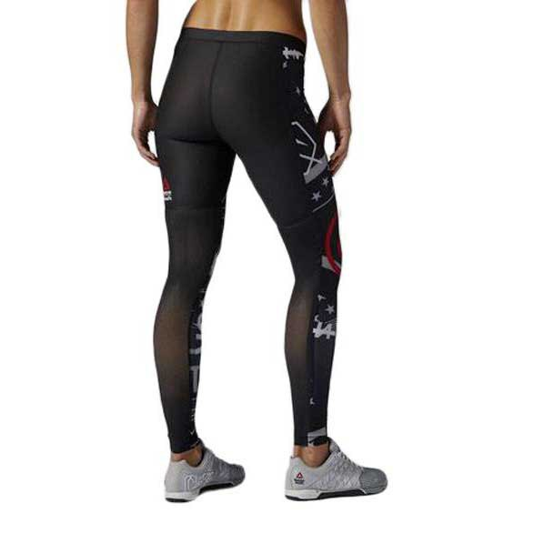 reebok crossfit tights damen